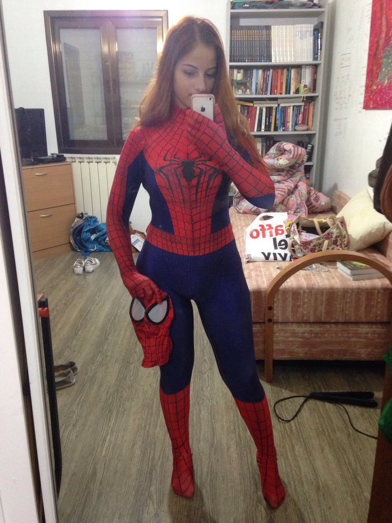Iconic Spiderman Cosplayers That Will Conquer The World Page 5