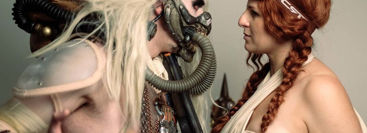 Craziest Cosplays Of The New York Comic Con Ever