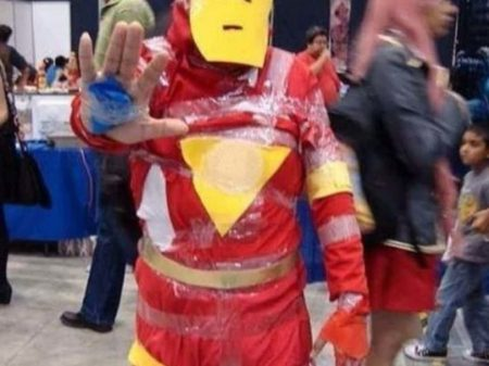 Simply Hilarious Cosplay Fails VS. The Real Deal