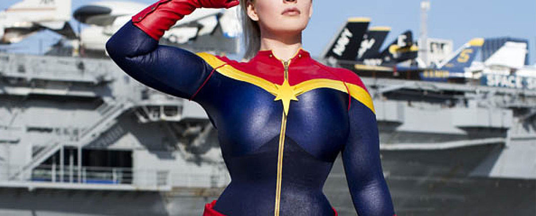 16 Marvel Cosplayers Revealing Their Best Shapes