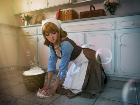 16 Beautiful Cosplayers Who'd Wear Anything You Want
