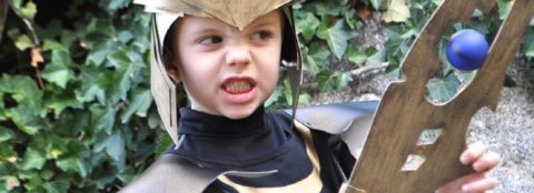 These Mini Cosplayers Will Conquer Your Soul
