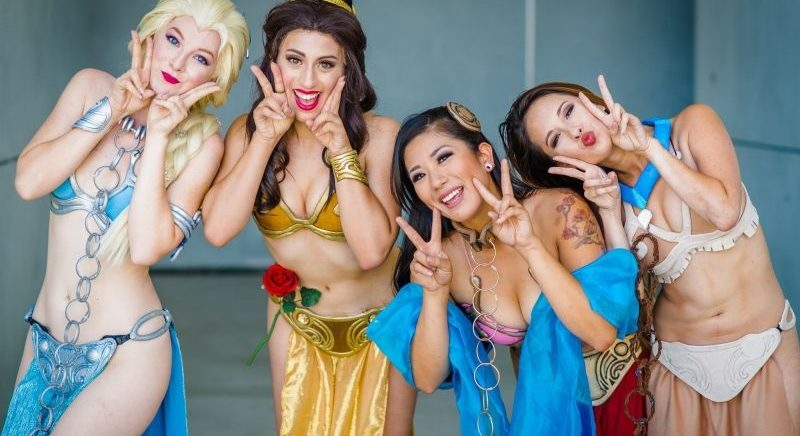 These 26 Cute Cosplayers Want to Show You the Paradise