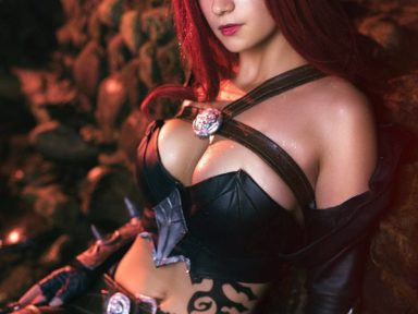 These Beautiful Cosplayers Are Ready to Blow Your Mind