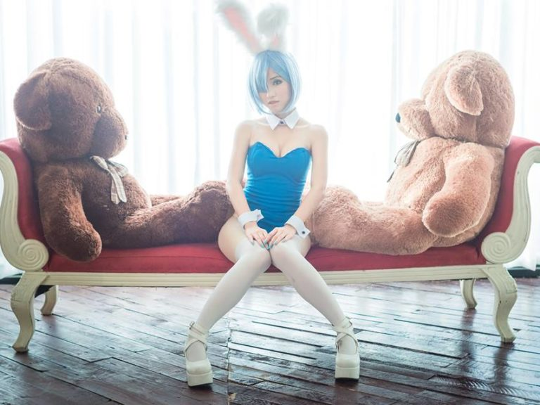 The Ultimate Gallery of Beautiful Cosplayers Is Waiting for You